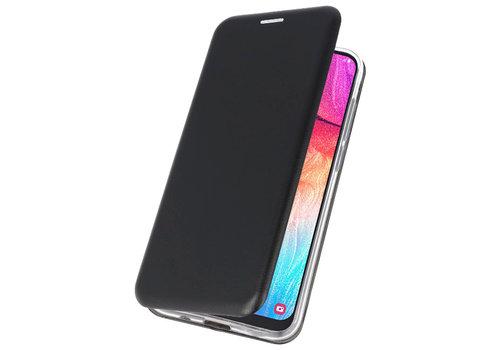 Slim Folio Case voor Samsung Galaxy A50 Zwart