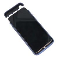 Battery Power Case voor iPhone XS Max 5000 mAh Audio Blauw