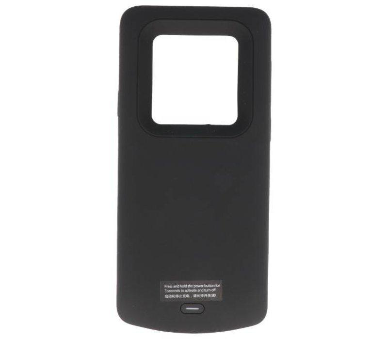 Battery Power Case voor Galaxy S9 Plus 5200 mAh Zwart