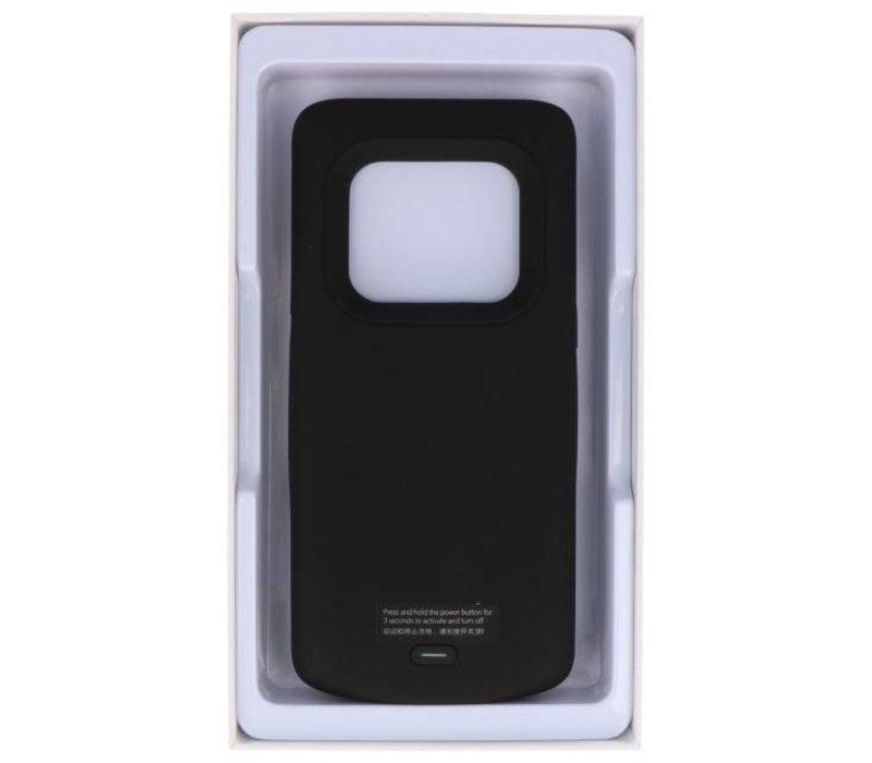 Battery Power Case voor Galaxy S9 4700 mAh Zwart