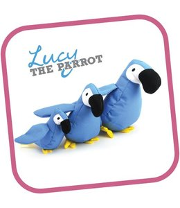 Beco Things UK - Hundespielzeug Lucy - The Parrot