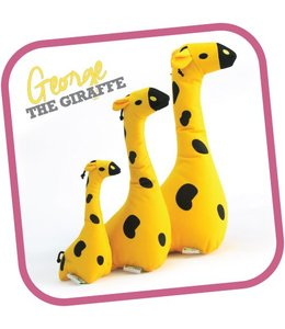 Beco Things UK - Becothings Hundespielzeug George - The Giraffe