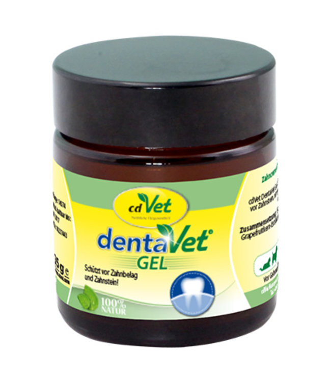 cdVet - DentaVet Gel 35g