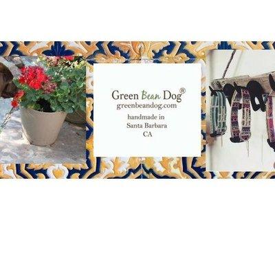 Green Bean Dog Hundehalsband