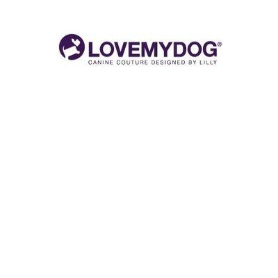 Love My Dog Hundehalsband