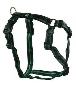 Feltmann - Hundegeschirr Muster grün