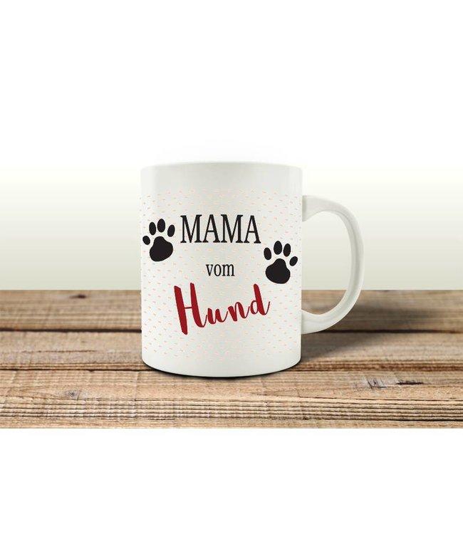 Interluxe - Kaffeebecher Mama vom Hund