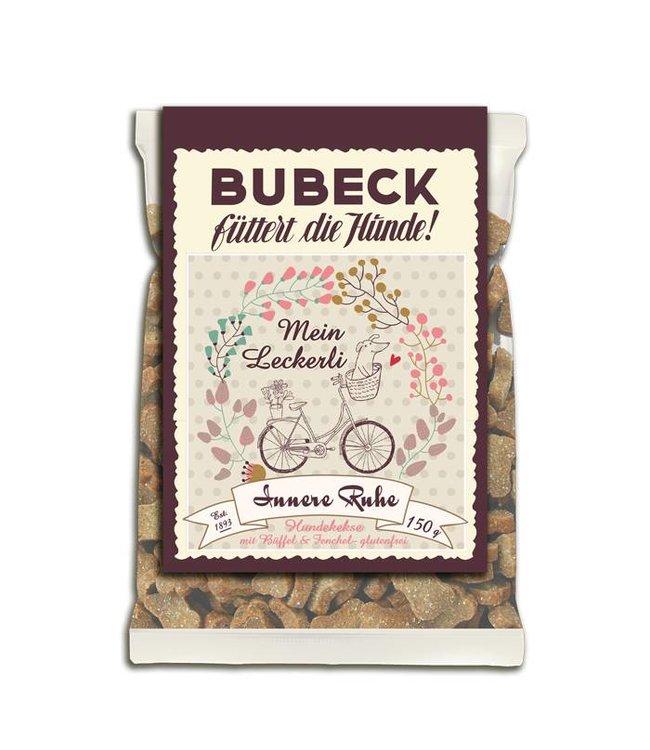 Bubeck - Innere Ruhe - die getreidefreie Belohnung mit dem besten aus dem Büffelfleisch gebacken 150gr