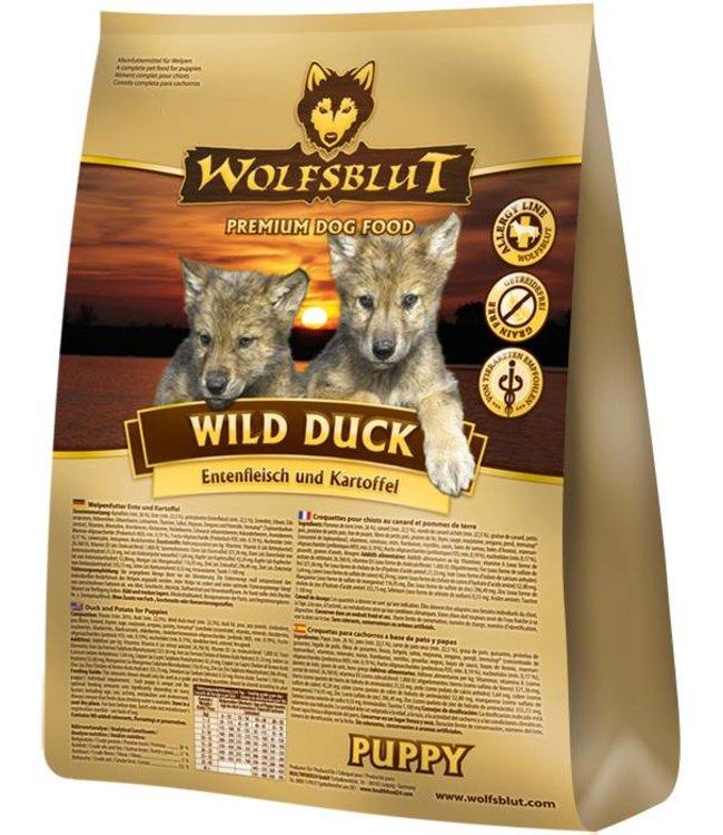 Wolfsblut - Wild Duck Puppy mit Entenfleisch
