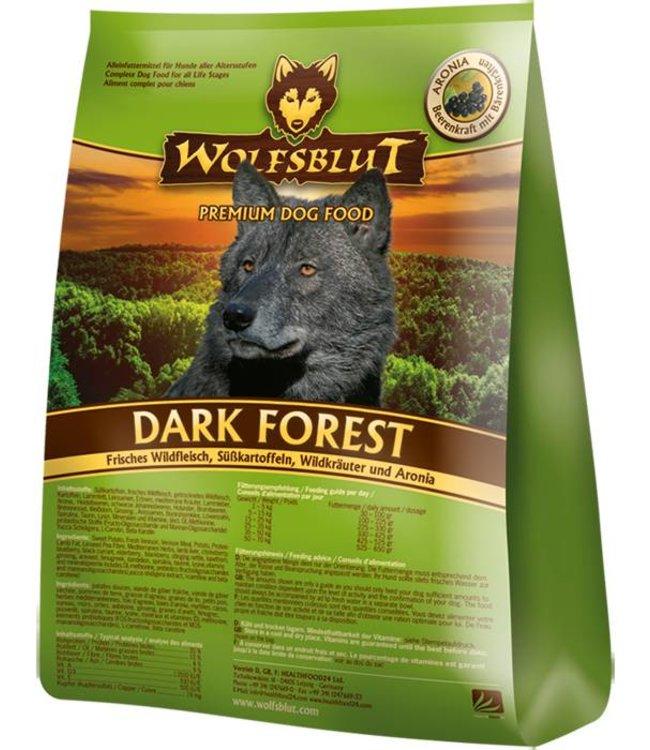 Wolfsblut - Dark Forest mit Wildfleisch