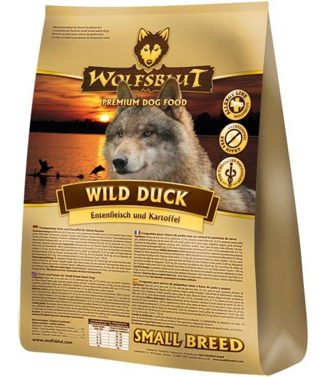 Wolfsblut - Wolfsblut Wild Duck SMALL BREED mit Entenfleisch