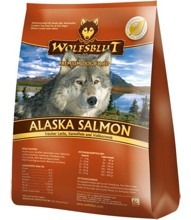 Wolfsblut - Alaska Salmon mit Lachs
