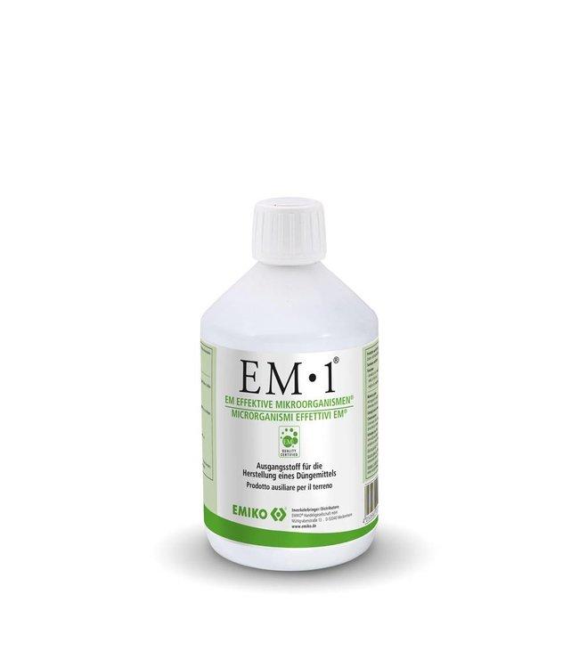 Emiko - EM·1® 0,5 Liter Urlösung
