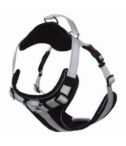 Rukka - Hundegeschirr Solid black/white