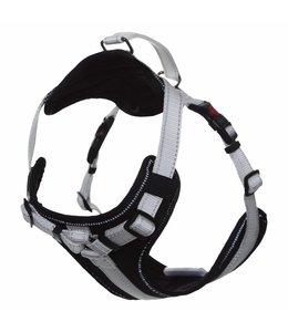Rukka - Hundegeschirr Solid black/white