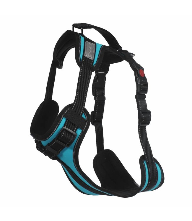 Rukka - Hundegeschirr Solid turquoise