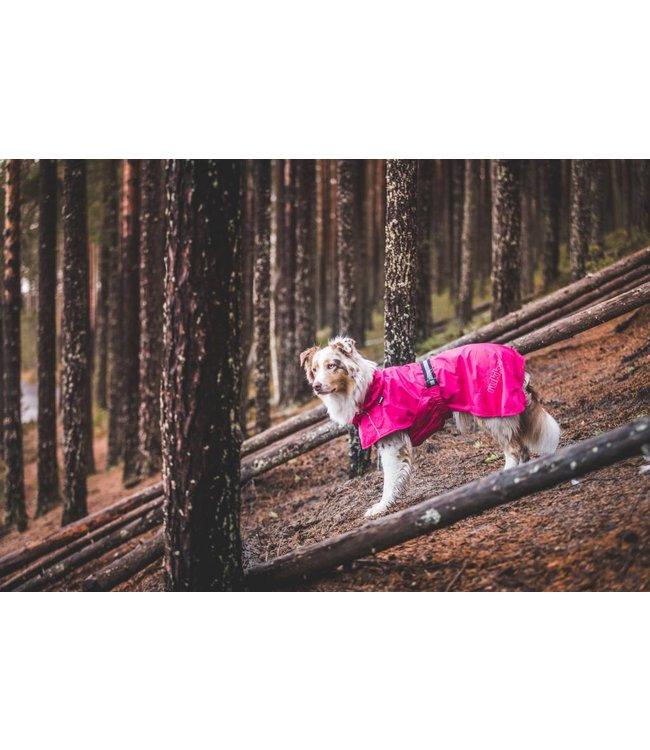 Rukka - Hunderegenmantel Hase pink