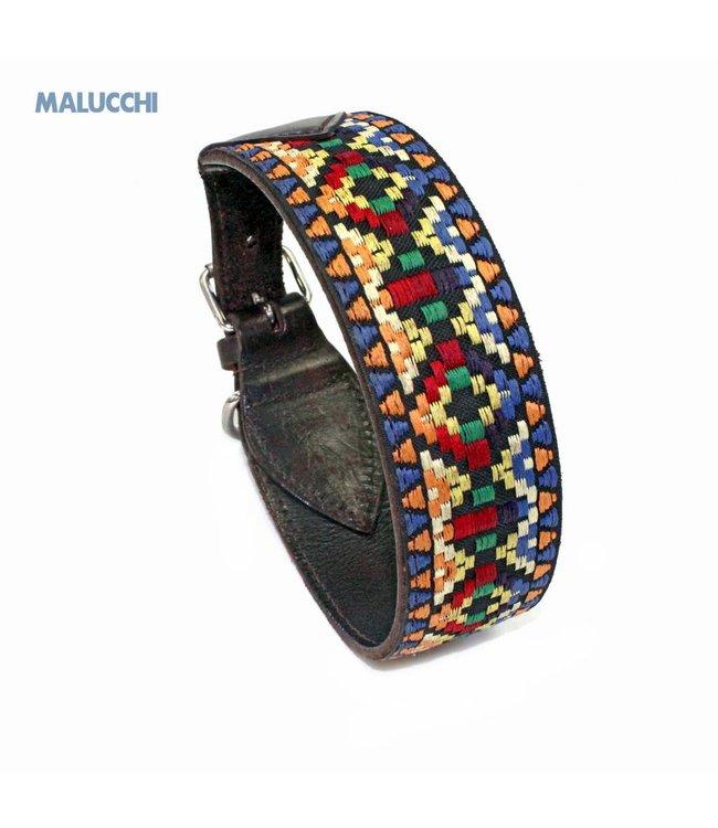 Malucchi - Hundehalsband Cusco - edeler Klassiker