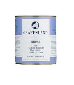Grafenland - Hirsch