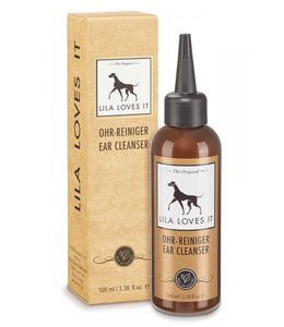 LILA LOVES IT - OHR-REINIGER 100ml