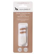 LILA LOVES IT - ZAHN-FINGERLING mit Silberionen-Technologie