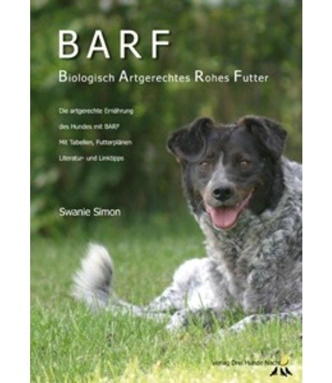 Barf Broschüre für ausgewachsene, gesunde Hunde