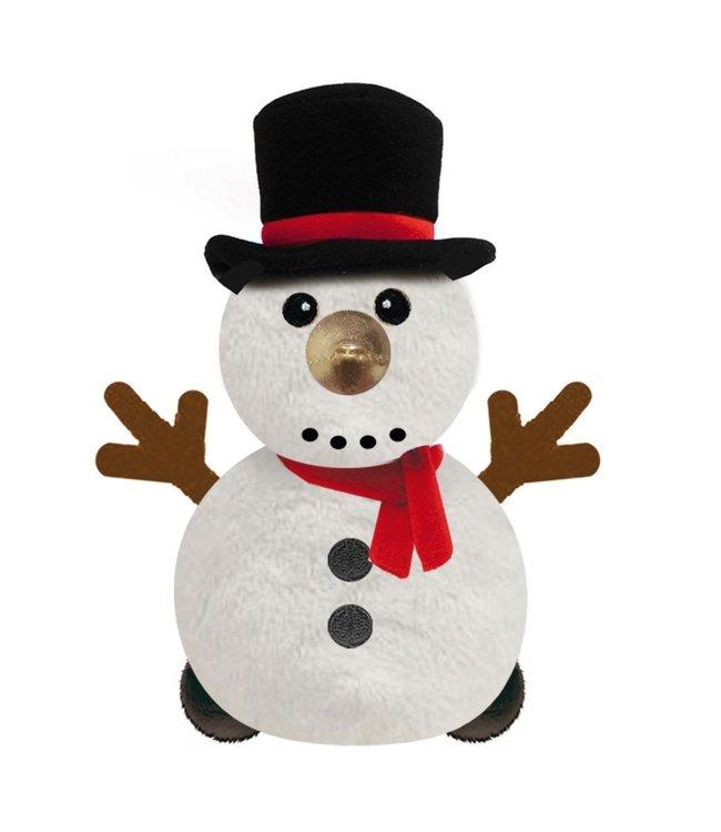 Milk and Pepper - Snowman