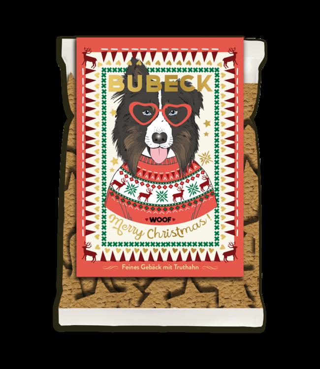 Bubeck - Weihnachtskekse mit Truthahn gebacken