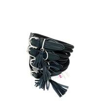 Flöckchens - Hundehalsband Black Panther