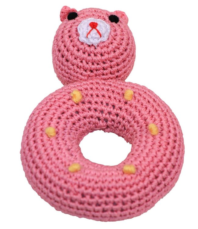 Bubimex -  Handgehäkeltes Spielzeug Kleiner Ring