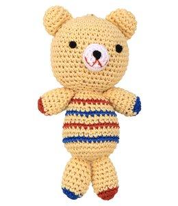 Bubimex -  Handgehäkeltes Spielzeug Teddy