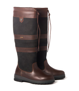 dubarry of Ireland - Galway Stiefel Black/Brown RegularFit