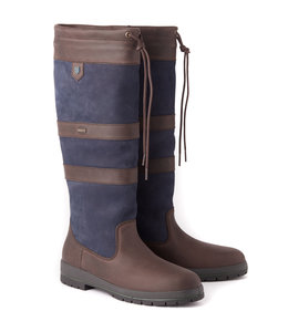 dubarry of Ireland - Galway Stiefel Navy/Brown RegularFit