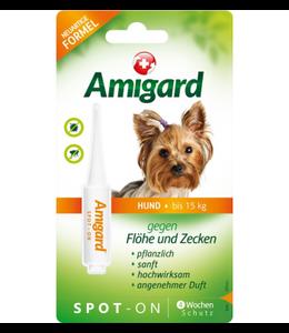 Amigard Spot-on Hund bis 15kg