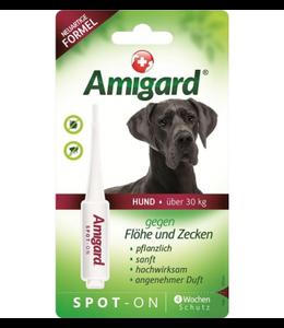 Amigard Spot-on Hund über 30 KG