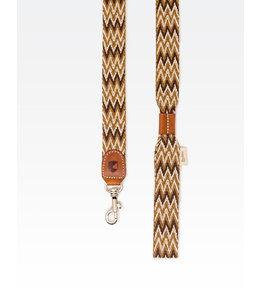 Buddys Dogwear - Hundeleine Peruvian Brown
