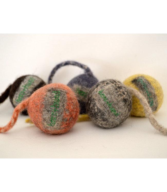 Herz + Hund - Hundespielzeug Schleuderball