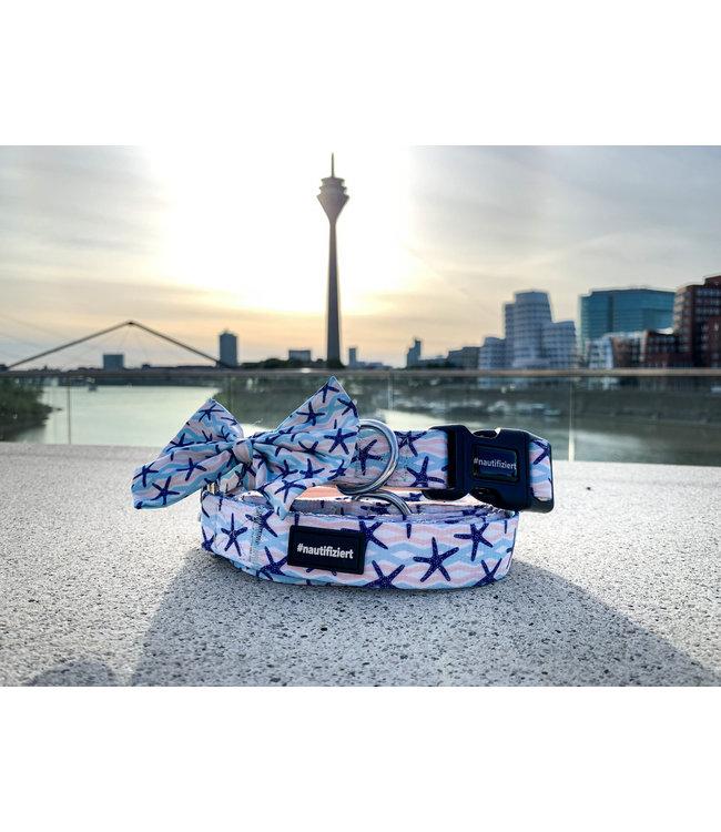 Flöckchens - Hundehalsband und Hundeleine Set