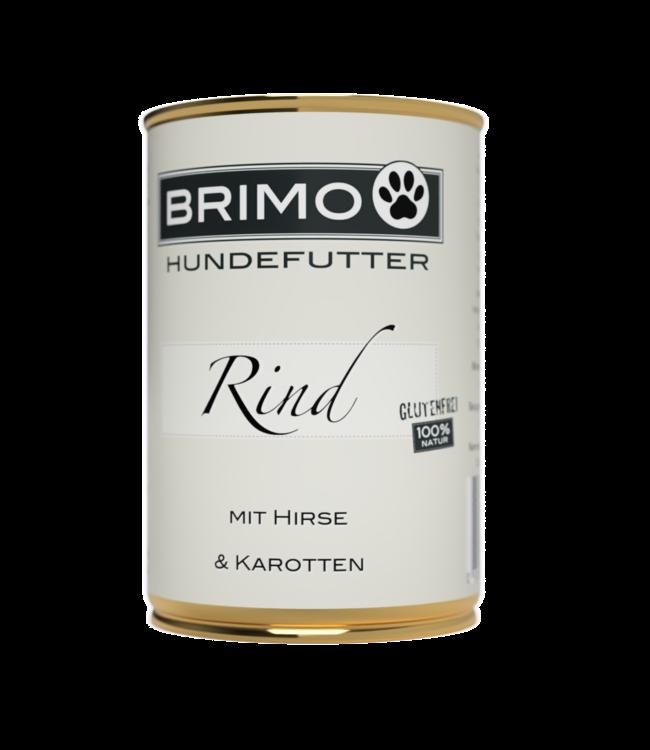 Brimo -  Rind mit Hirse