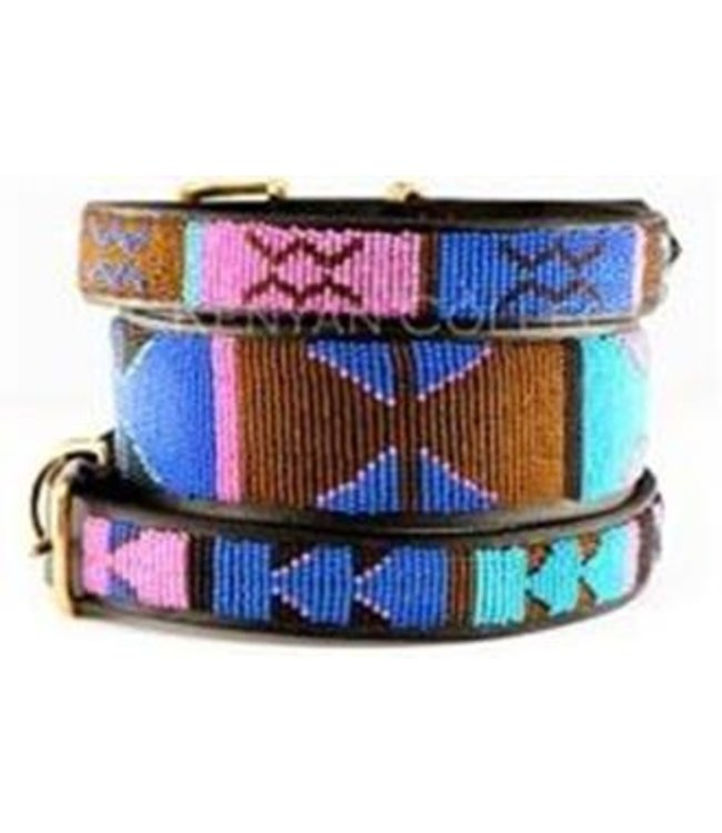 The Kenya Collection - Hundehalsband Malindi