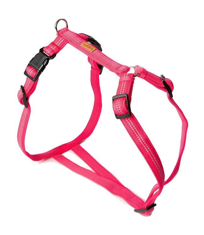 Feltmann - Hundegeschirr Super Soft Pink - Brustgeschirr