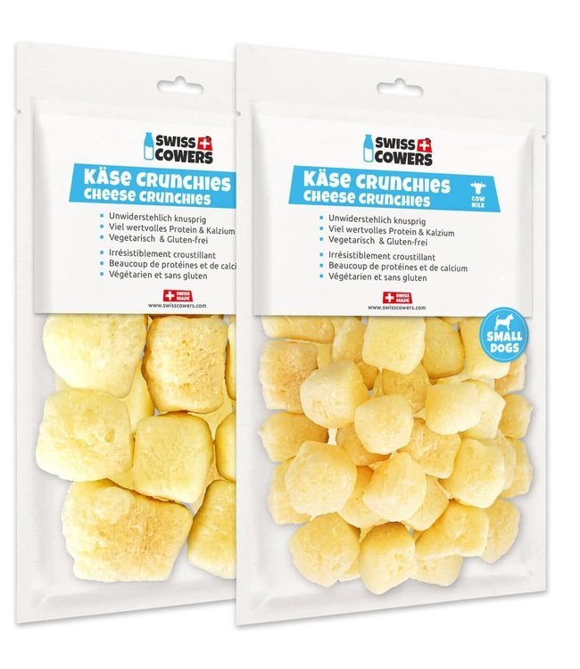 Käse Crunchies 80g