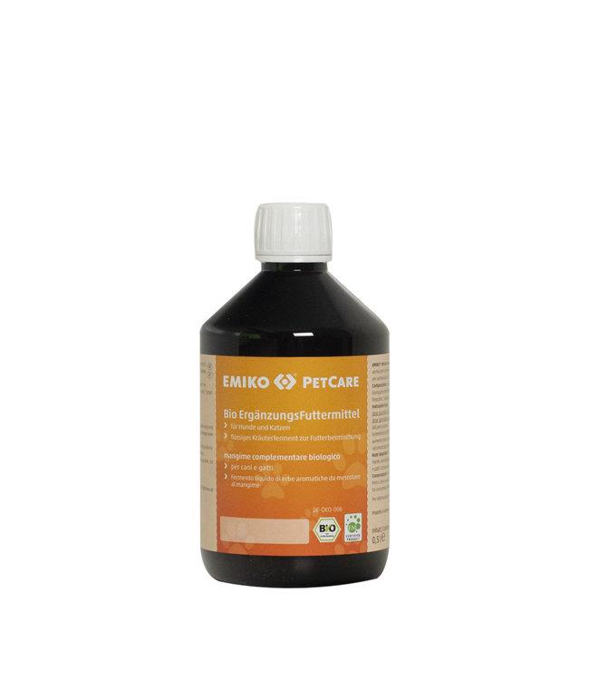 Emiko - PetCare Bio Ergänzungsfuttermittel flüssig DE-ÖKO-006