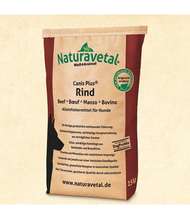 Naturavetal - Canis Plus Rind