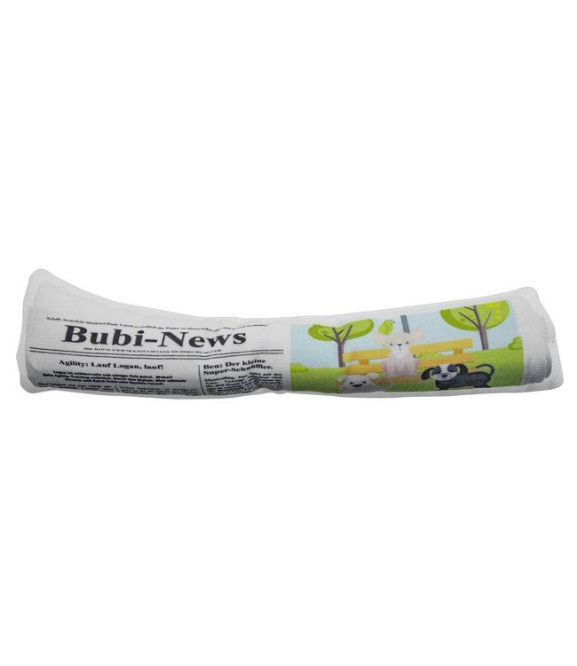 Bubimex -  Hundespielzeug Zeitung