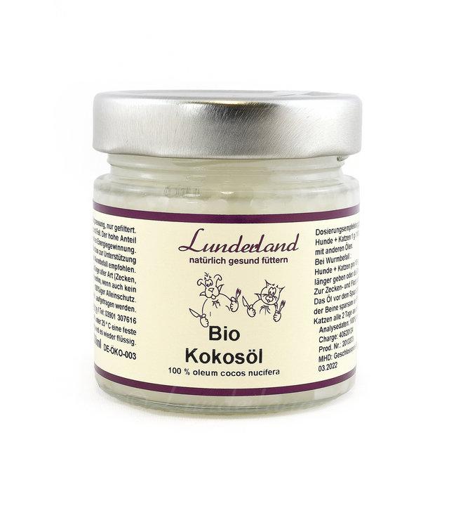 Lunderland - Bio Kokosöl DE-ÖKO-003