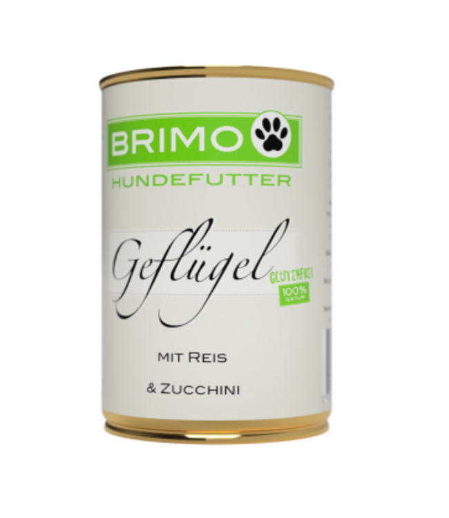 Brimo -  Geflügel mit Reis