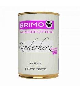 Brimo -  Rinderherzen mit Reis