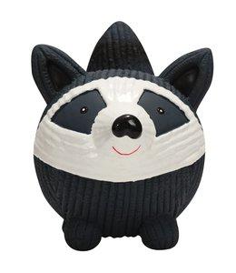 Hugglehounds - Hundespielzeug Reggie Raccoon