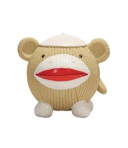Hugglehounds - Hundespielzeug Sock, der Affe